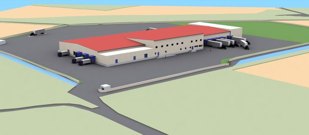 Aquaculture Logistics Centre and Packaging Unit