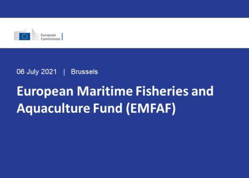 European Maritime Fisheries and Aquaculture Fund (EMFAF)