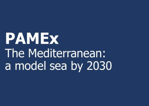 """Mediterranean: a model sea by 2030"" (PAMEx)"